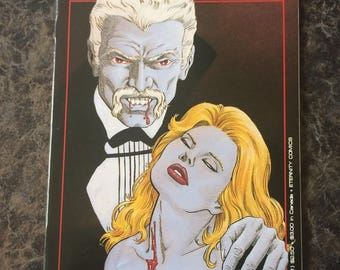 Dracula: The Lady In The Tomb # 1 Comic by Eternity