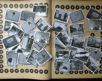 Mini Album photos old streets of Trujillo series I