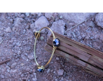 Midnight Shimmer Bangle