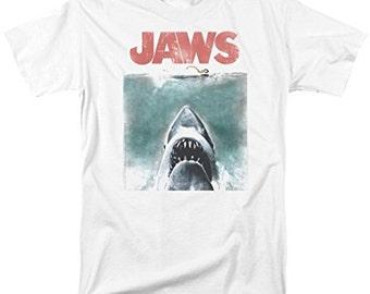 Jaws tshirt | Etsy