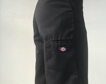 Vintage Black Dickies Pop Punk Skater Shorts