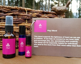 Play! A Light Hearted Essential Oil Blend