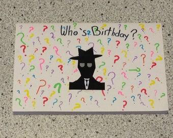 Set of 3 Birthday cards