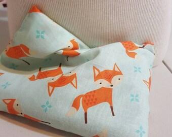 Little fox snugglebag