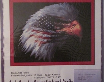 American Pride Cross Stitch Pattern by Cody Country Crossstitch and Crafts