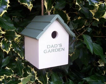 Dad's Garden Birdhouse