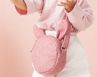 Perrie Bunny | kids Satchel Bag