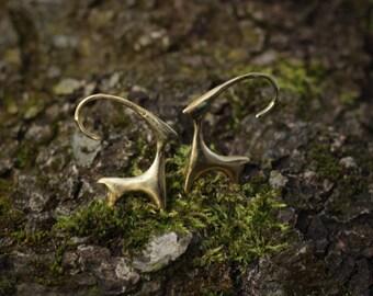 Earrings Antelopes