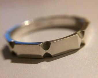 Facet ring