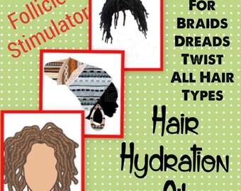 Hair Hydration Oil  (Follicle Stimulator)