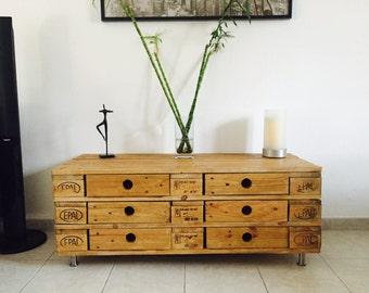 Convenient furniture palette wood Europe