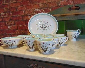 1960's Alfred Meakin Hedgerow Table Ware Set