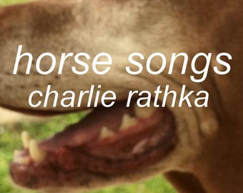 horse songs - chapbook physical copy
