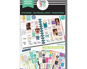 The Happy Planner™ Value Pack Stickers, This Colorful Life