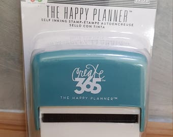 The happy planner self inking stamp - important