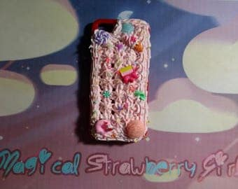 Kawaii Decoden Frosting iPhone 5/5s Case #5