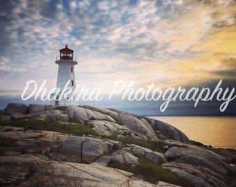 Peggy's Cove, Nova Scotia- Photography