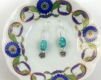 new design handmade earrings