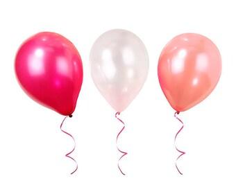 Pink n Mix Balloons