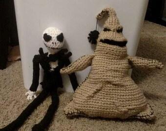 Custom Crochet Amigurumi