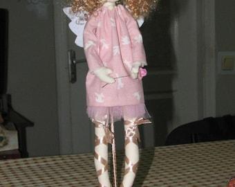 Tilda Doll Flower Angel