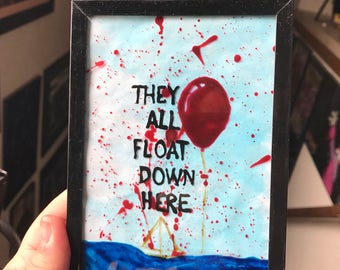 They All Float Down Here