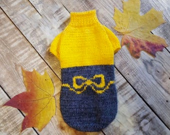 Sweater TULA Bespoke HandKnitted Custom Made Especially for You