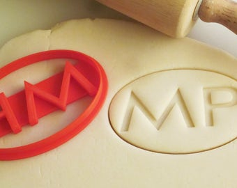 Melrose Place Cookie Cutter