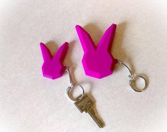 D.Va (Overwatch) DVA Charm Keychain