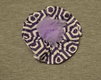 Hair Clip purple