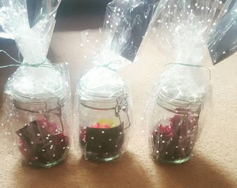 Fairy worry jars