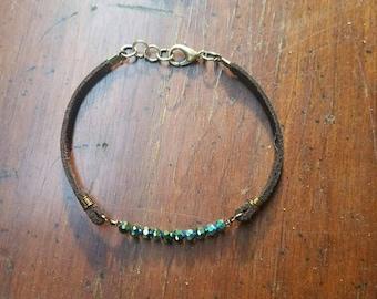 Under the sea goddess bracelet