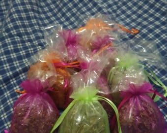 Luck, Wealth, Prosperity, & Protection Mojo Bags