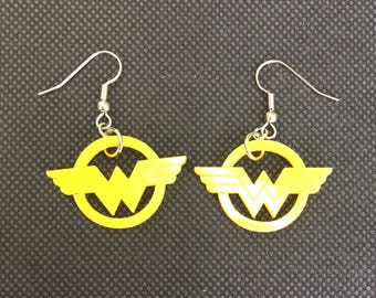 Amazon Warrior Earrings