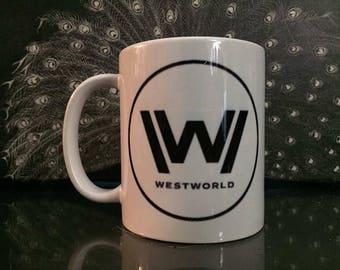 Westworld Coffee Mug