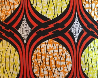 PickAdream cushion Bamako: wax fabrics, hand crafts, decoration