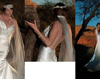 Iona Wedding Gown by Victoria Leons Couture
