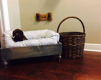 Medium Slatted Bottom Pet Bed