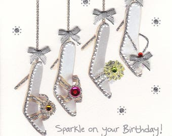 Sparkling Birthday Shoes