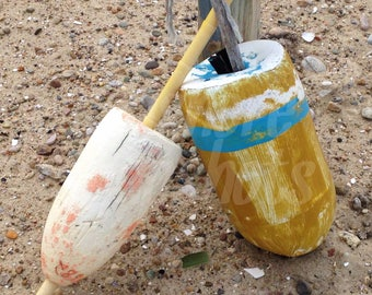 Fishing Buoys Cottage Decor Instant Download Beach Photography / Fishing Photography