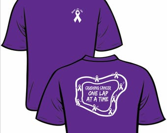 Crushing Cancer T-Shirt