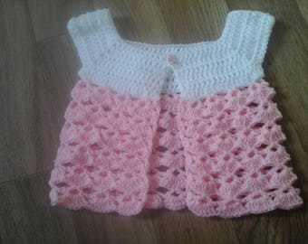 Baby cardigan 20in chest