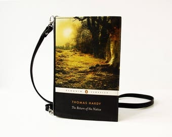 The Return of the Native Book Bag Thomas Hardy Book Purse