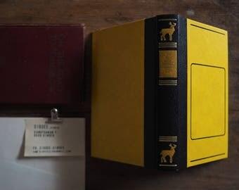 """Rebound Journal // Vintage Books """"Les Plus Belles Histoires D'animaux"""""""