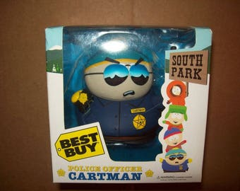 Policeman from south park