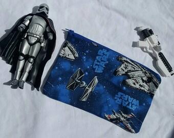 Star Wars zipper pouch