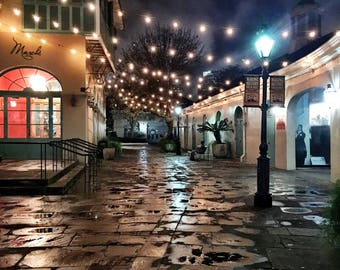 Dutch Alley, New Orleans French Quarter