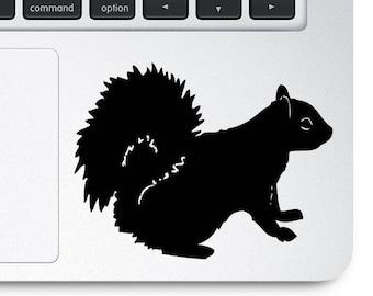 Squirrel Decal, Squirrel Decals, Squirrel Sticker, Squirrel Stickers, Squirrel Laptop Decal, Car Decals, Laptop Stickers, Macbook Decals,