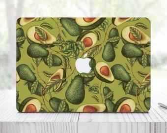 Avocado Pro Retina MacBook Green MacBook Skin 13 Sticker MacBook 11 Sleeve MacBook 15 Case For Mac Air MacBook Pro Sleeve For Mac ES0124