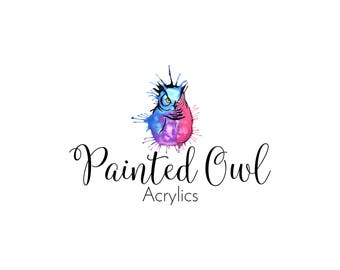 Painted Owl Acrylics-Coming Soon!